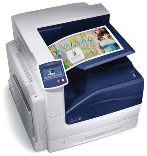 xerox lanseaza imprimanta laser color phaser 7800 care are la baza capacitati extraordinare de management al calitatii culorilor ofera un control precis - Imprimanta Color
