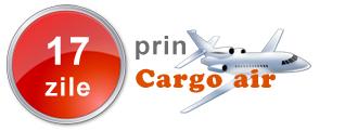 livrare cargo air