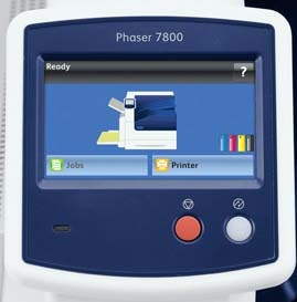 Touchscreen Phaser 7800