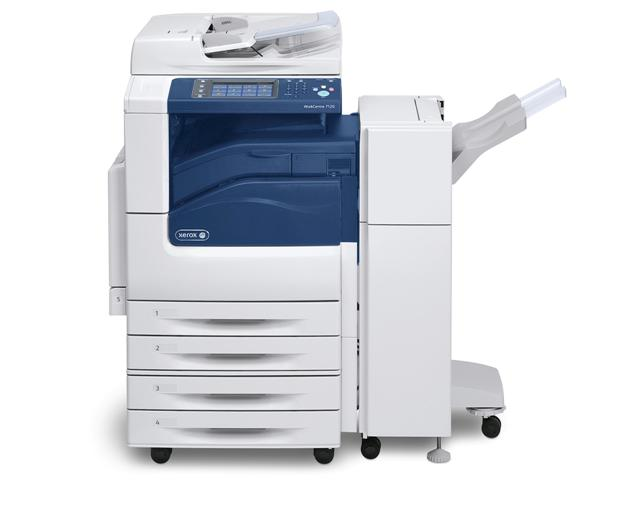 Multifunctional A3 laser color WorkCenter Xerox 7220/7220T