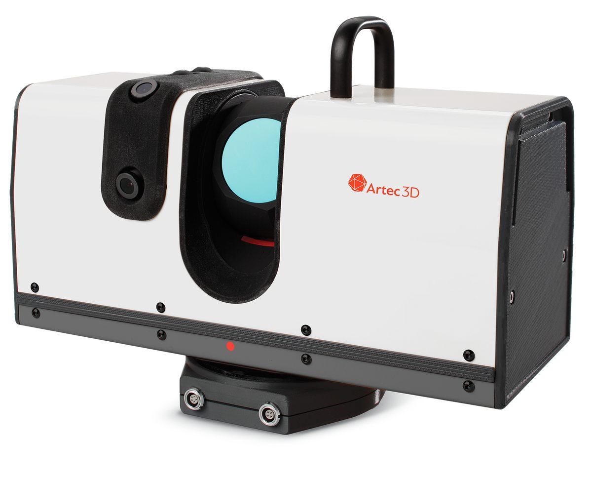 Scanner 3D Artec Ray