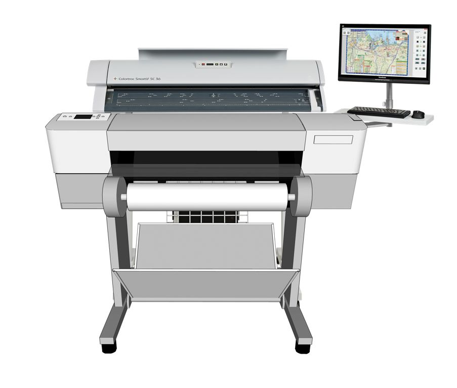 36 inch Professional MFP Solution