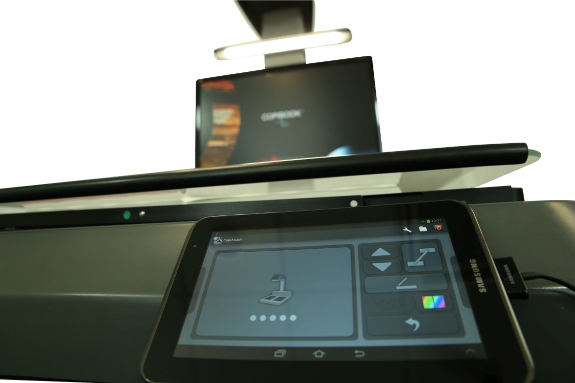 Interfata touch-screen