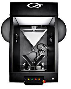 Scanner automat de carte Qidenus