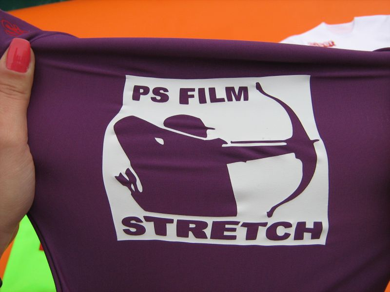 Folie termotransfer PS STRETCH
