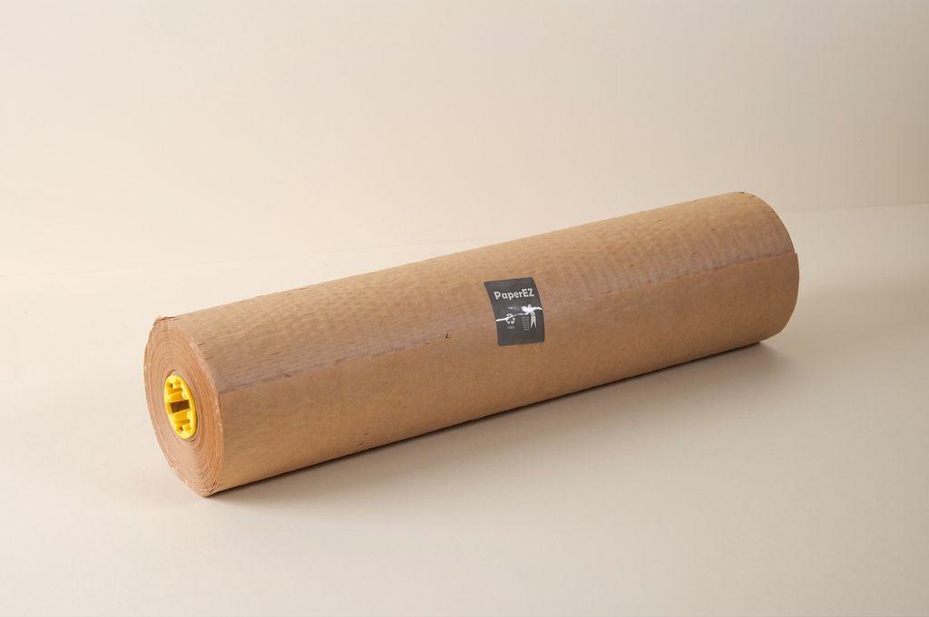 Hartie kraft tip fagure pentru dispenser carton, 70g, 80m x 500mm