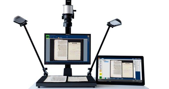 Scanner pentru arhivare Archive Scanner