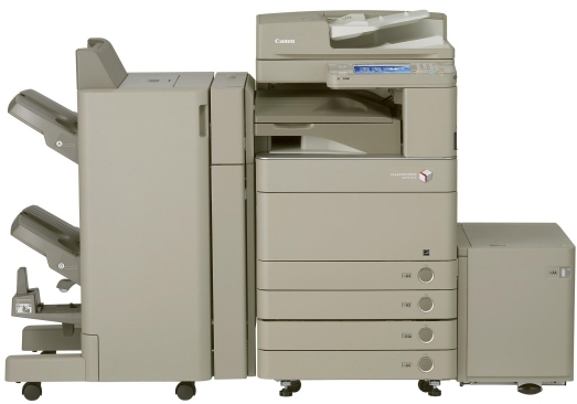 Copiator multifunctional A3 laser color Canon ImageRUNNER seria 5030