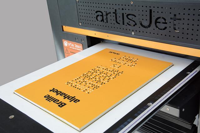 Texte Braille
