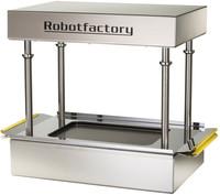 Aparat termoformare plastic 3D pentru matrite cofetarie, ambalaje de produse, lumanari din ceara