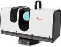 Scanner 3D portabil Artec Ray pentru obiecte mari