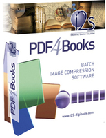 Software comprimare imagini PDF4Books