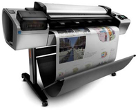 Multifunctional HP Designjet T2300 eMultifunction