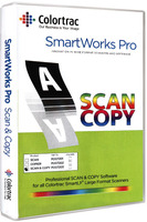 Software scanare Colortrac SmartWorks Pro