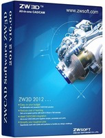 ZW3D Software CAD / CAM