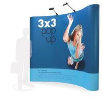 Pop-up banner 3x3 SL-POPUP33