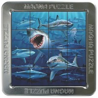 Puzzle magnetic A4
