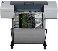 Plotter A0 color HP DesignJet T610 Q6712A