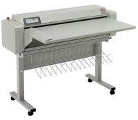 Masini de pliat documente format A0  RIG801