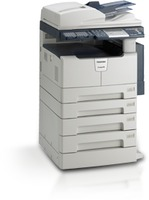 Copiator alb-negru Toshiba e-Studio 195 CD