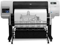 Imprimanta A0 HP DesignJet T7100 | Plotter A0 HP T7100 - CQ101A