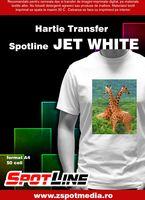 Hartie transfer termic tricouri JET-WHITE