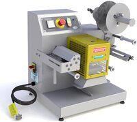 Sistem etichetare textile prin transfer termic