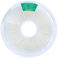 Filament PLA, Transparent (Clear), 1.75mm, 1kg
