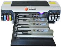 Imprimanta pentru sticle de vin, cesti, cutii, cani BrotherJet BR-BOT
