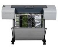 Plotter A1 HP DesignJet 610 Q6711A