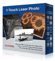 Software 1-Touch Laser Photo