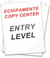 Echipamente dotare copy-center entry-level