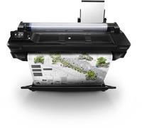 Plotter A0 HP DesignJet T520  ePrinter 36