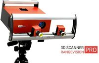 Scanner 3D profesional RangeVision PRO